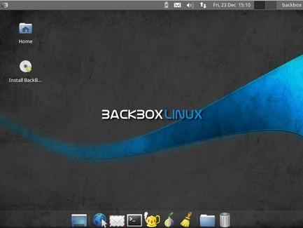 BackBox Linux 2.01 发布