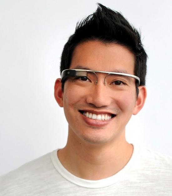 Google 自爆增强现实的眼镜!