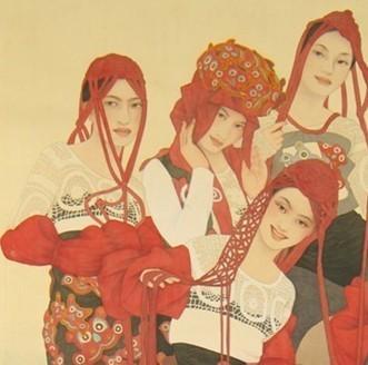 商人的四个妻子