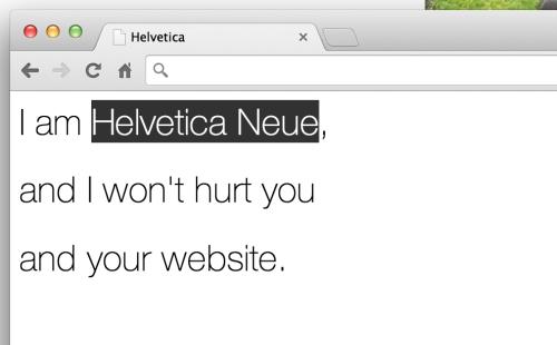 helvetica-website