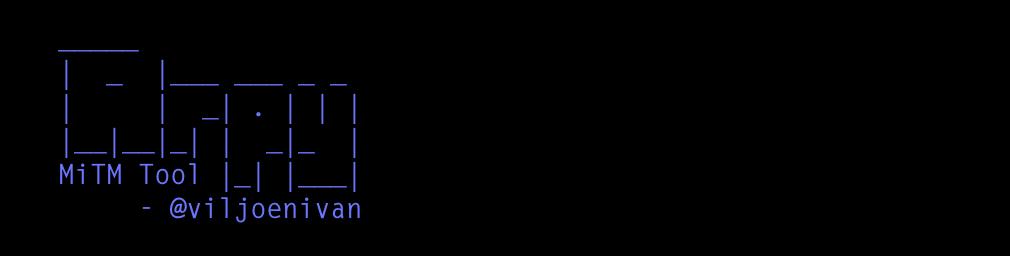 arpy ARP嗅探工具