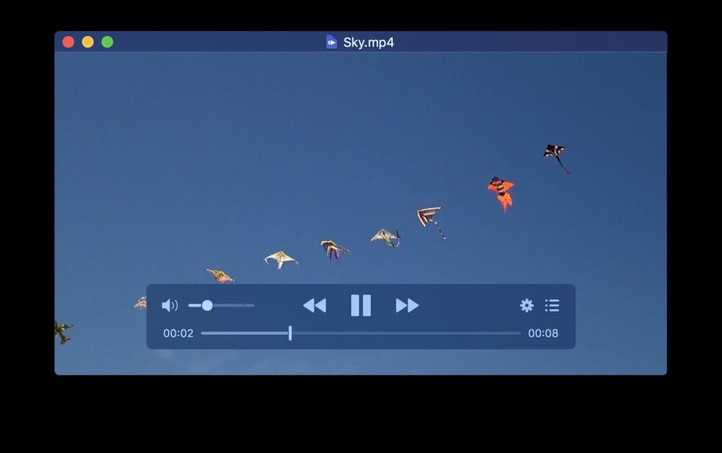 macOS上的五星媒体播放器 - IINA