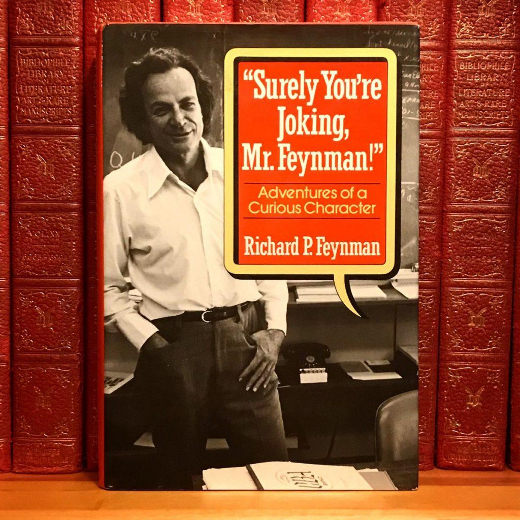 别闹了,费曼先生