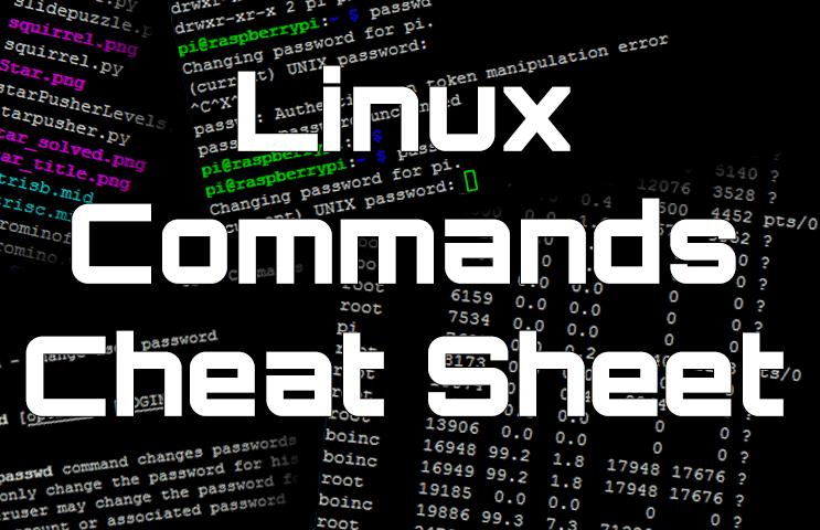 Linux渗透测试命令大全