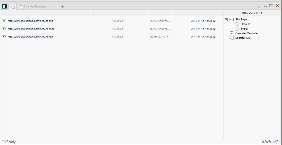 中国菜刀Webshell管理工具 归档