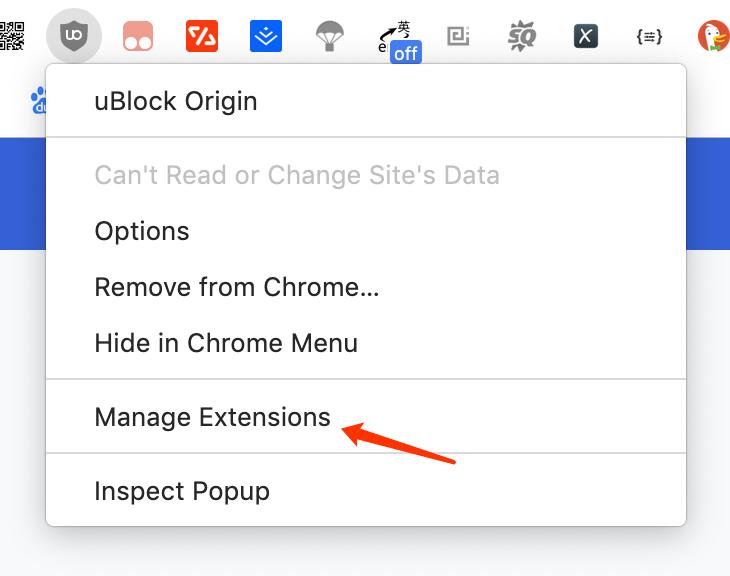 Chrome隐身模式使用扩展