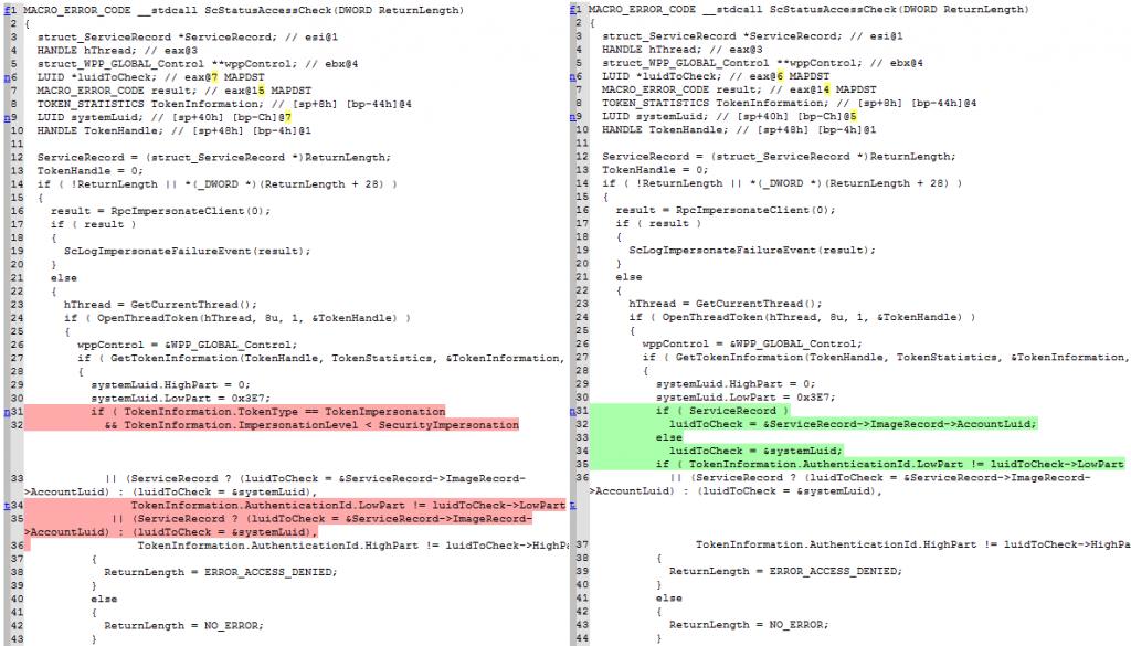 Diaphora - 免费开源的二进制文件对比工具