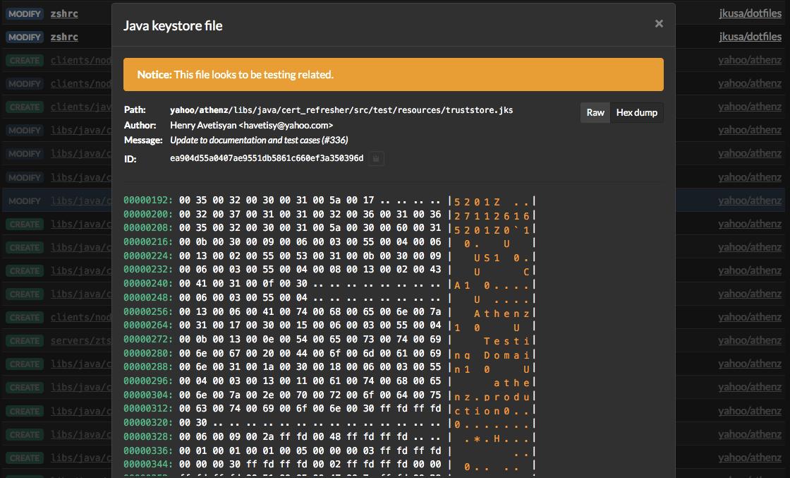 Gitrob - GitHub敏感信息泄漏扫描工具,GO编写/漂亮的Web UI