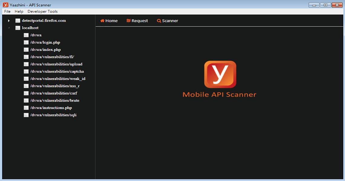 Yaazhini:一款免费的Android APK和API漏洞扫描器