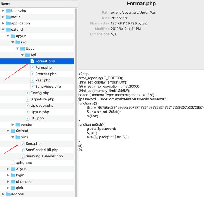 苹果CMS/MacCMS V10后门WebShell,第三方下载注意