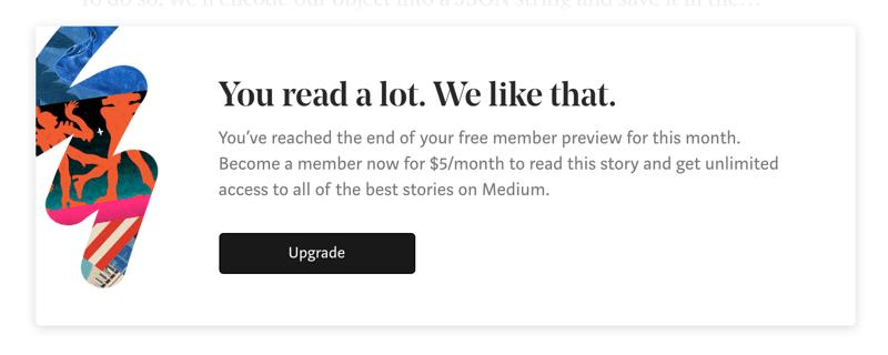 绕过Medium付费墙免费阅读文章