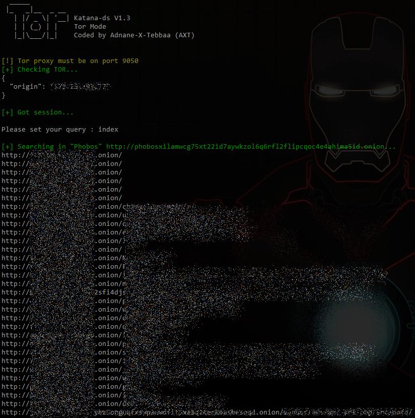 基于Python的Google Hacking工具:Katana